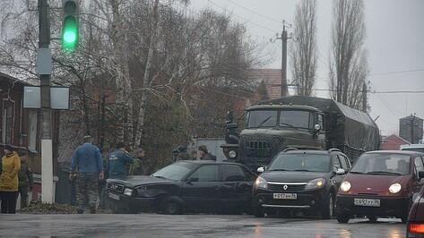 В Воронежской области в массовой аварии погиб 57-летний велосипедист