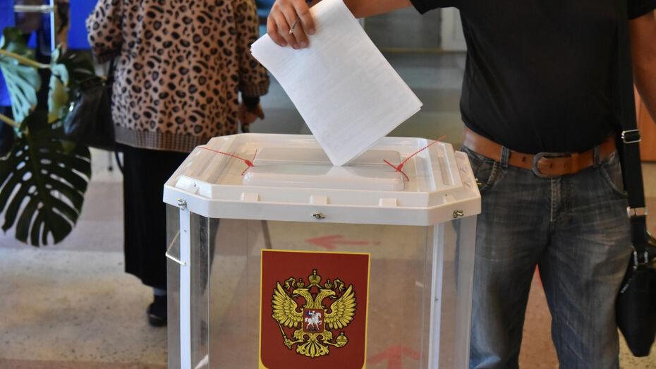 Из-за сообщения о вбросе бюллетеней воронежский облизбирком проверит УИК в Подгоренском