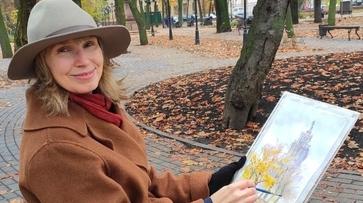 Воронежский художник Нелли Фролова: «Ношение маски стало привычкой»