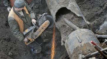 Коммунальная авария в Железнодорожном районе Воронежа полностью устранена