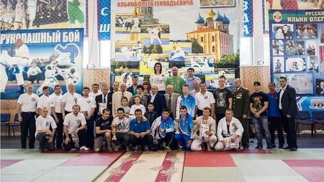 Курсант из Воронежа поборол врукопашную соперника за 11 сек