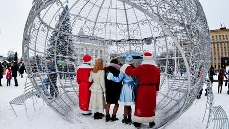 До 2,3 млн рублей готовы потратить на охрану площади Ленина в новогодние праздники в Воронеже