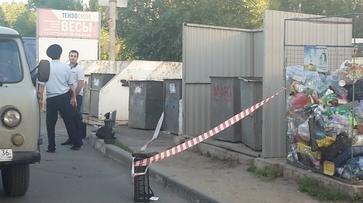 Воронежцы нашли мертвого младенца в мусорном контейнере
