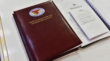 Воронежский облизбирком зарегистрировал 32 кандидата в депутаты Госдумы