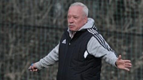 Наставник воронежского «Факела» Александр Корешков: «Будет другое поле, будет другая игра»