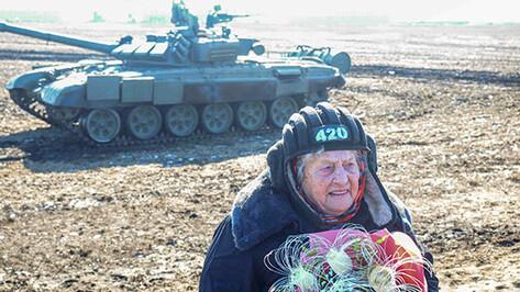 Воевавшая за Воронеж белгородская санитарка стала танкисткой
