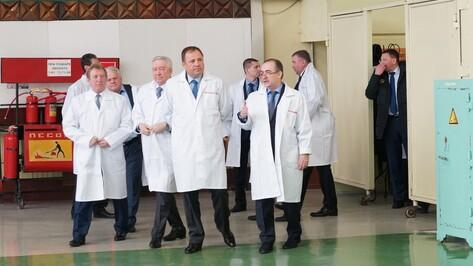 Объединение Воронежского механического завода и КБХА начнется в 2018 году