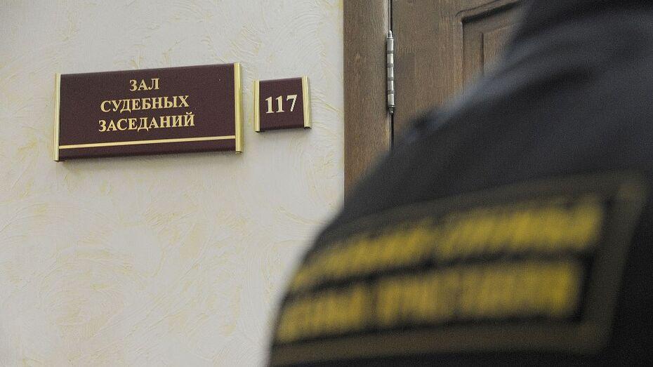 В Воронеже телефонный мошенник получил 2 года колонии