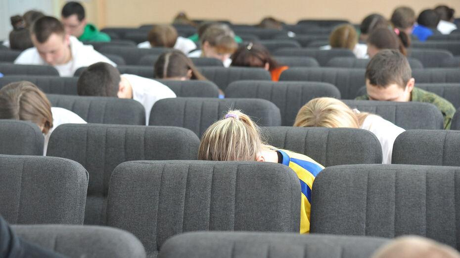COVID-19 случайно нашли у студентки Воронежского педуниверситета