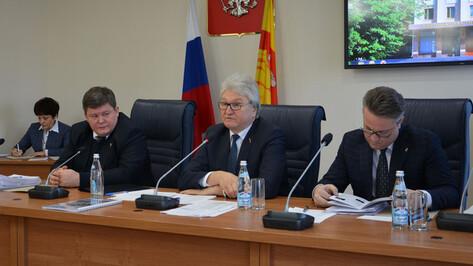 Депутаты определились с критериями выбора мэра Воронежа