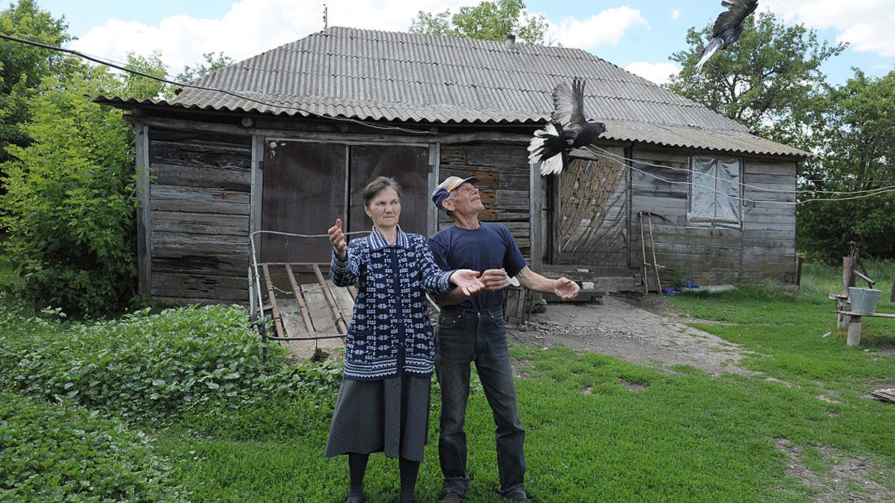Заброшенные хутора: как пустеют воронежские деревни. Калмычек
