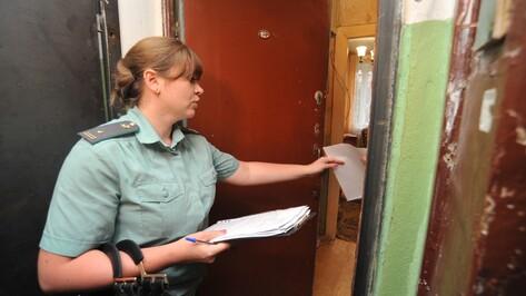 Репортаж РИА «Воронеж». Как приставы и энергетики навестили должников за электричество