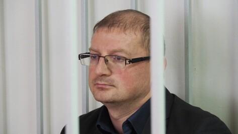 Суд продлил арест бывшему главному архитектору Воронежа Антону Шевелеву