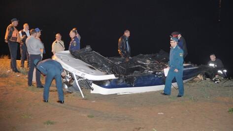 Родные опознали двоих погибших при взрыве катера воронежцев