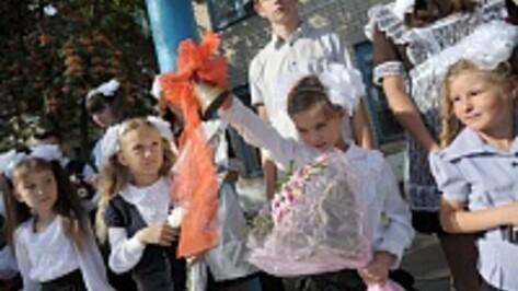 В школу приграничного села Воронежской области поступили 17 учеников из Украины