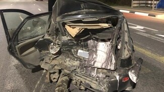 SsangYong врезался в сломавшуюся «Калину» под Воронежем: 16-летний подросток погиб