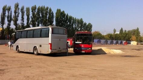 Под Воронежем спасатели помогли 66 пассажирам сломавшегося автобуса «Донецк-Москва»