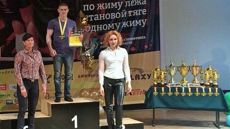 Хохольский воркаутер стал мастером спорта международного класса
