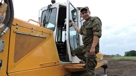В Кантемировском районе прошли соревнования военных железнодорожников