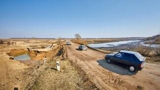 В Аннинском районе восстановили размытую паводком плотину