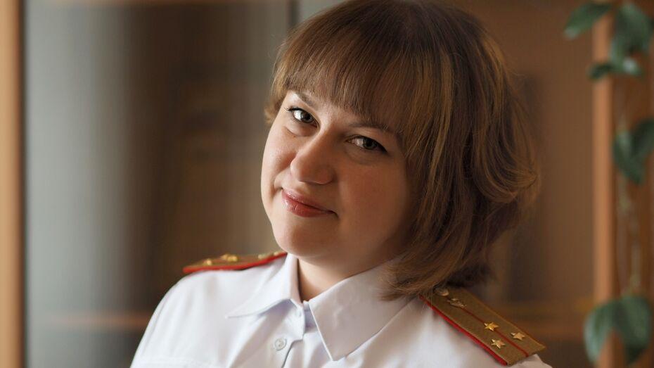 Воронежский следователь Олеся Грачева: «Экономические преступления сложнее убийств»