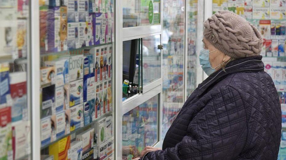 Облздрав назвал сроки появления дефицитных лекарств в аптеках Воронежа