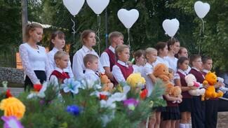 В День города воронежцы выпустят 335 шаров в память о трагедии в Беслане