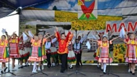 На Дне села верхнемамонцы представили более 40 видов рукоделий