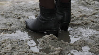 Потепление ждет воронежцев в последние выходные зимы