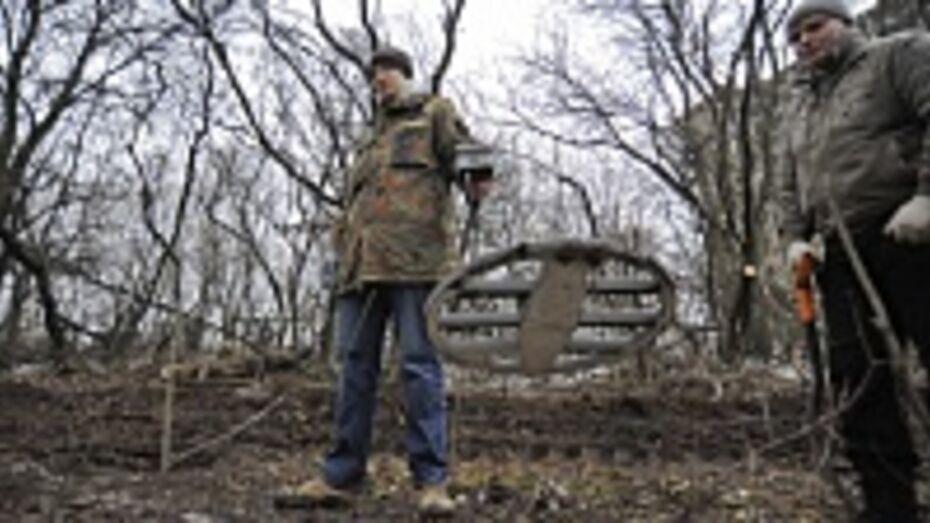 В районе Чертовицка поисковики ищут захоронение, в котором находится более 2 тысяч советских солдат