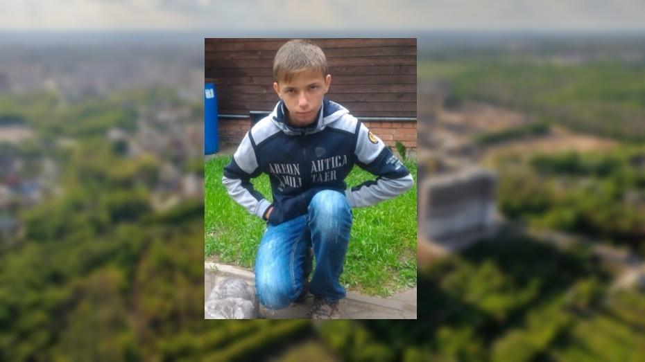 Пропавшего в Воронежской области 14-летнего мальчика объявили в федеральный розыск
