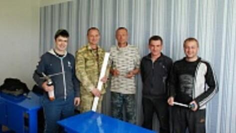 В Кантемировском районе приступила к работе вторая добровольная пожарная  команда