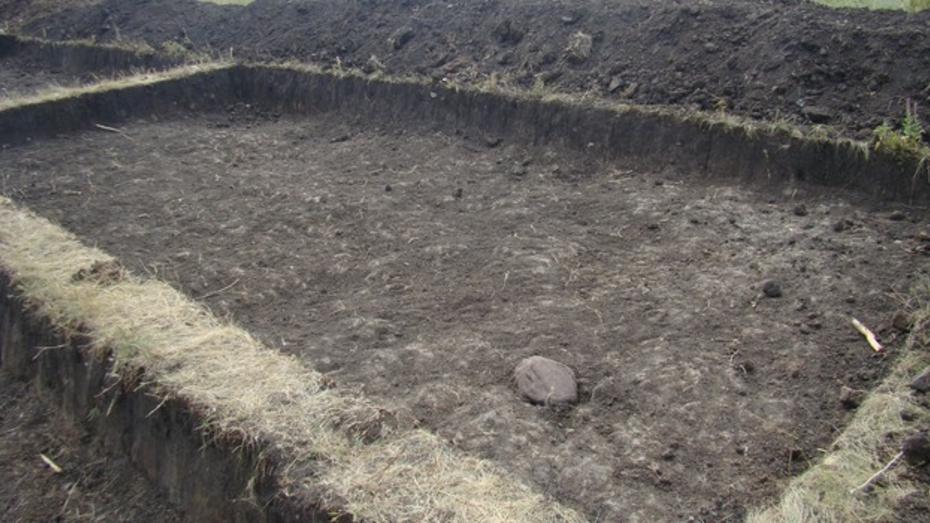 В Хохольском районе археологи нашли древнее городище
