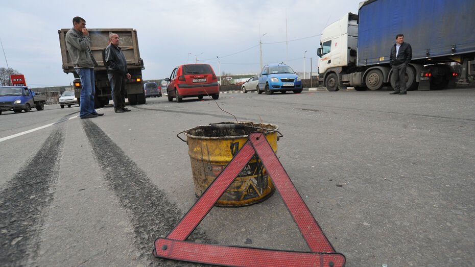 Пассажир «Лады Калины» погиб в ДТП в Нововоронеже