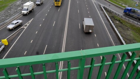 Средства от размещения рекламы на подъезде к Воронежу направят на ремонт трасс
