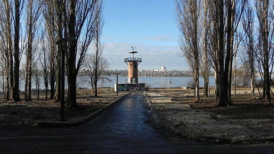 Воронежское МКП «ЭкоЦентр» оштрафовали за захламление парка «Дельфин»