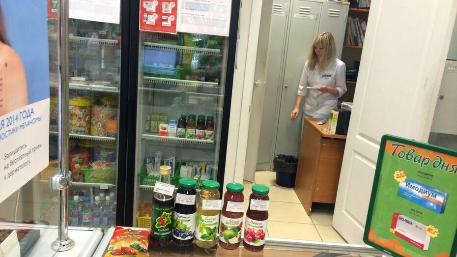 Воронеж занял 3 место среди милионников по приросту аптек