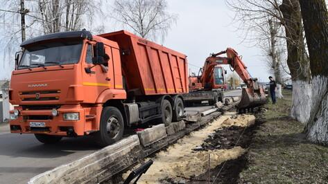 В рамонском селе Новоживотинное обустроят тротуар за 2,5 млн рублей