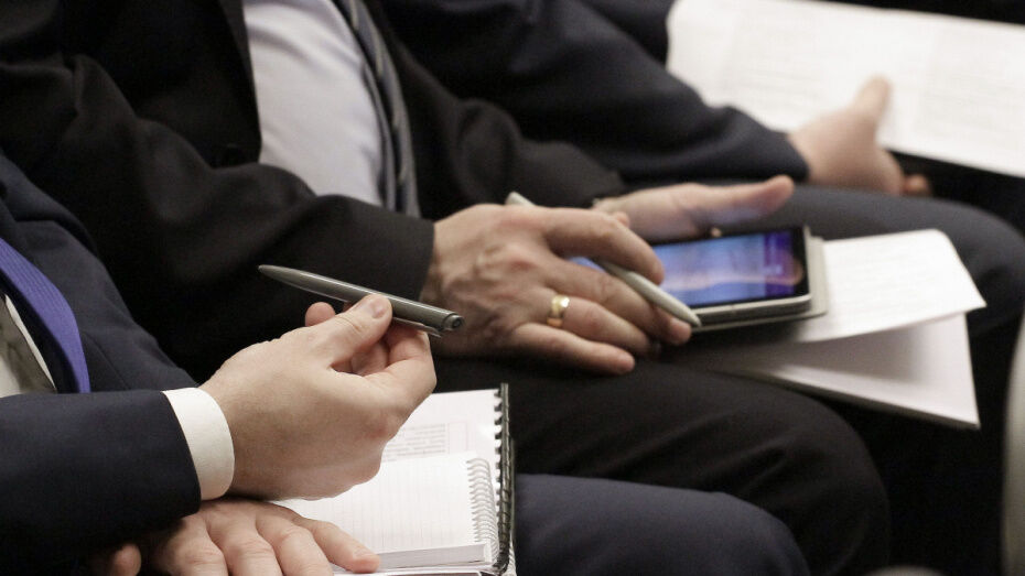 В Воронеже на форсайт-сессии обсудили проблемы информационной интеграции предприятий