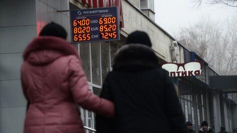 Воронежская область вошла в число благополучных регионов по долгам населения перед банками
