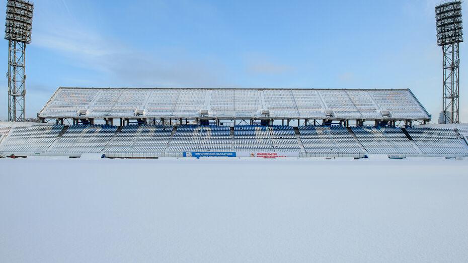 Губернатор поручил разработать концепцию развития воронежского Центрального стадиона