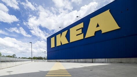 IKEA отложила строительство магазина под Воронежем до 2018 года