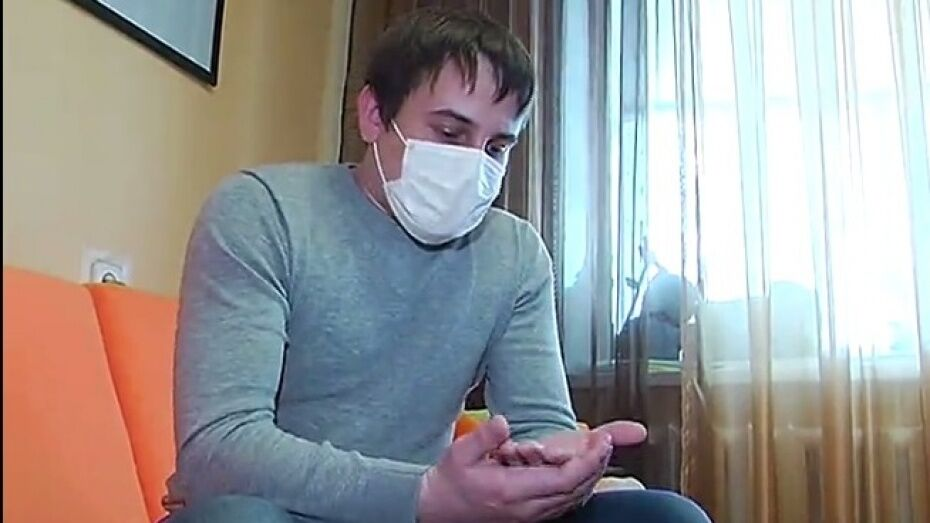 Врачи вернули воронежцу кончик откушенного стоматологом носа