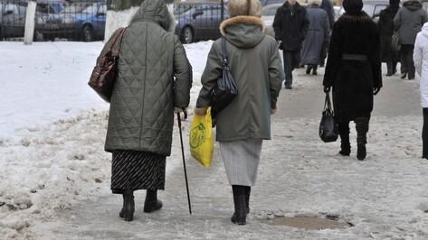 Инструкция РИА «Воронеж»: как действовать при гололеде