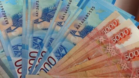 Полмиллиона рублей исчезло из сейфа бизнесмена в Воронежской области