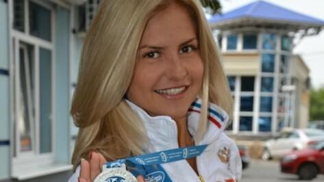 Воронежская пловчиха стала чемпионкой России по подводному спорту