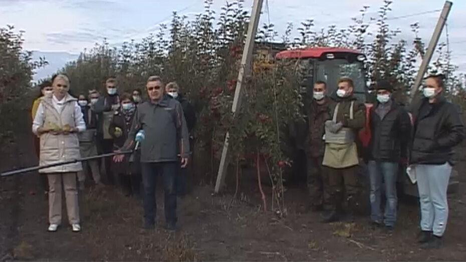 Аграрий Николай Гапоненко пожелал #здоровьяГусеву