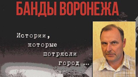 Журналист Евгений Шкрыкин выпустил книгу очерков о бандах Воронежа