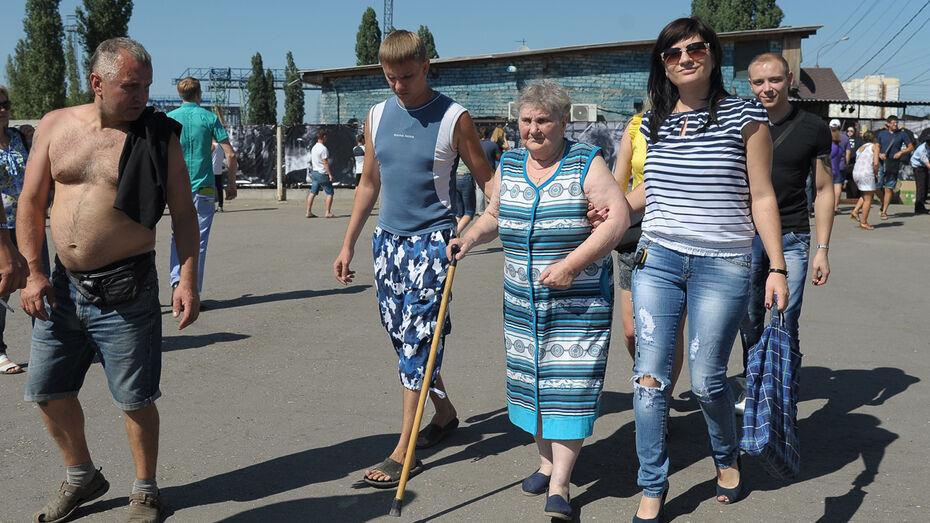 Мать музыканта Юрия Хоя умерла в Воронеже