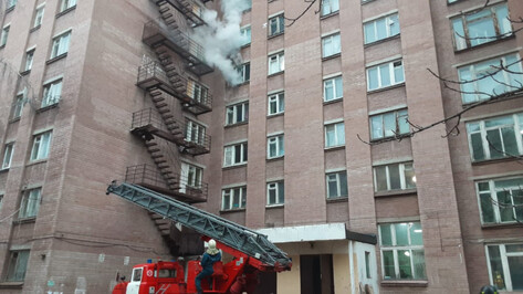 Заключение пожарной экспертизы в общежитии воронежского вуза оказалось липовым